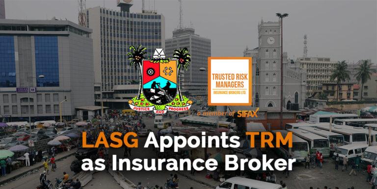 LASG Appoints TRM as Insurance Broker