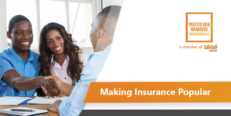 Image showing couple getting insurance policy